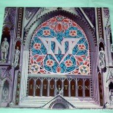 Discos de vinilo: LP TNT - INTUITION. Lote 49763215