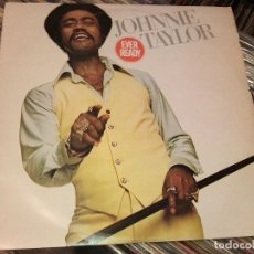 Discos de vinilo: JOHNNIE TAYLOR - EVER READY (LP, ALBUM) BRASIL . Lote 87090104