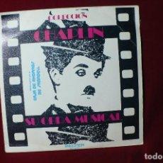 Discos de vinilo: CHAPLIN SIDNEY DALE ORCHESTRA / SU OBRA MUSICAL / BELTER 52447 / 1973. TEMAS EN DESCRIPCION.. Lote 87090600