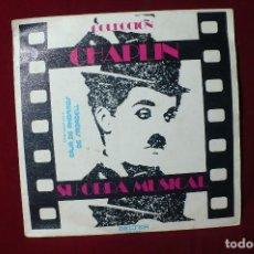 Discos de vinilo: CHAPLIN SIDNEY DALE ORCHESTRA / SU OBRA MUSICAL / BELTER 52447 / 1973. TEMAS EN DESCRIPCION.. Lote 87090660