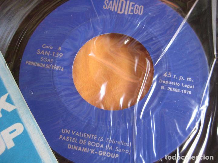 Discos de vinilo: DINAMIK GROUP EP SANDIEGO 1976 osa menor/ todos los dias +2 INSTRUMENTALES GROOVE SOUL - Foto 3 - 87094644