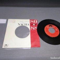 Vinyl records - NACHA POP 80/88 -PROMOCIONAL ( VIN 7 MAXI SINGLE) PORTADA VG + / DISCO VG + - 87151976