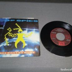 Vinyl records - 1018- 39 SPIES -PLEASE DONT GO AWAY- PROM ( ( VIN 7 MAXI ) PORTADA VG ++/ DISCO VG++ - 87154644