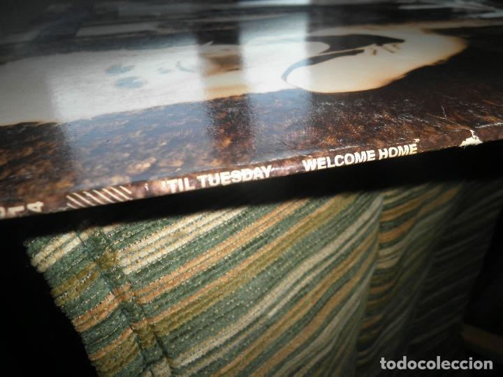 Discos de vinilo: TIL TUESDAY -WELCOME HOME LP - ORIGINAL U.S.A. - EPIC 1986 CON FUNDA INT. ORIGINAL - - Foto 6 - 87155632