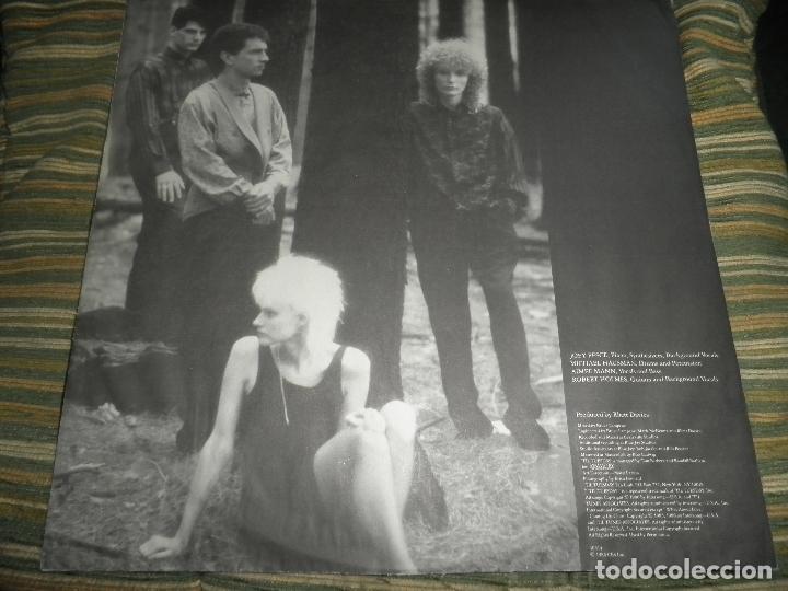 Discos de vinilo: TIL TUESDAY -WELCOME HOME LP - ORIGINAL U.S.A. - EPIC 1986 CON FUNDA INT. ORIGINAL - - Foto 9 - 87155632