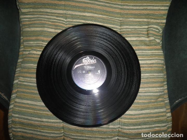 Discos de vinilo: TIL TUESDAY -WELCOME HOME LP - ORIGINAL U.S.A. - EPIC 1986 CON FUNDA INT. ORIGINAL - - Foto 11 - 87155632