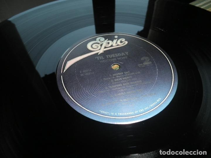 Discos de vinilo: TIL TUESDAY -WELCOME HOME LP - ORIGINAL U.S.A. - EPIC 1986 CON FUNDA INT. ORIGINAL - - Foto 17 - 87155632