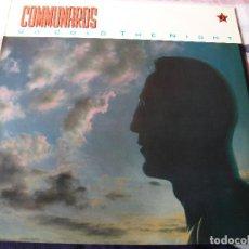Discos de vinilo: COMMUNARDS - SO COLD THE NIGHT. Lote 87160428