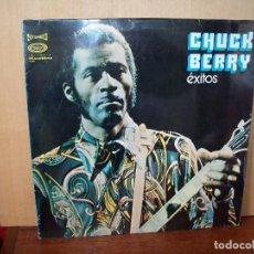 Dischi in vinile: CHUCK BERRY - EXITOS - LP PRODUCCION ESPECIAL PARA DISCOLIBRO. Lote 87163528