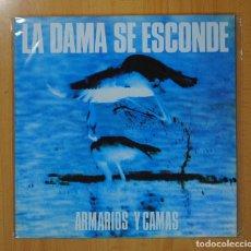 Discos de vinilo: LOS CHIMBEROS - LOS CHIMBEROS - LP. Lote 87164296