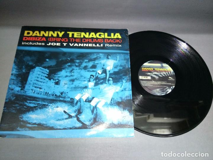 1018- DANNY TENAGLIA (MAXI SINGLE- 12 PORTADA VG + / DISCO VG + (Música - Discos - Singles Vinilo - Otros estilos)