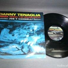 Vinyl records - 1018- DANNY TENAGLIA (MAXI SINGLE- 12 PORTADA VG + / DISCO VG + - 87174180