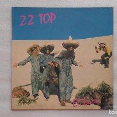 Discos de vinilo: ZZ TOP - EL LOCO LP 1986 EDICION ESPAÑOLA. Lote 87174636