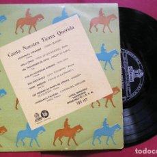 Discos de vinilo: MÚSICA ARGENTINA: ATAHUALPA YUPANQUI, LOS TROVADORES DE CUYO, MARGARITA PALACIOS, DÚO RUIZ-GALLO.... Lote 87190592