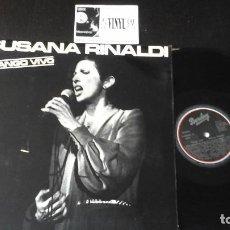 Discos de vinilo: ? SUSANA RINALDI ?– EN VIVO LP BARCLAY ?– 17.2070/5 TANGO VIVO EDICIÓN ESPAÑOLA. Lote 87193892