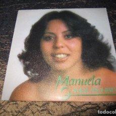 Discos de vinilo: SINGLE VINILO MANUELA AMOR PROHIBIDO GOLONDRINA. Lote 87197308