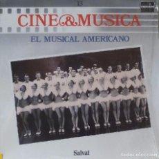 Discos de vinilo: MUNDO & MUSICA 13 - EL MUSICA AMERICANO. Lote 87198808