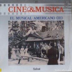 Discos de vinilo: CINE & MUSICA - EL MUSICAL AMERICANO (III). Lote 87199144