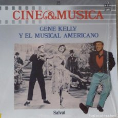 Discos de vinilo: CINE& MUSICA - GENE KELLY Y.... Lote 87199404