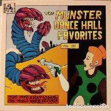 Discos de vinilo: THE MUNSTER DANCE HALL FAVORITES VOL. III - LP VINYL 1990 SPAIN ( PUNK ROCK ). Lote 87205000