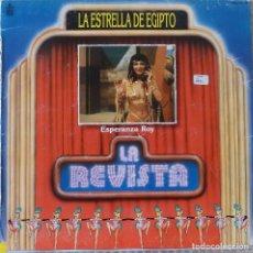 Discos de vinilo: LA ESTRELLA DE EGIPTO - ESPERANZA ROY. Lote 87209268