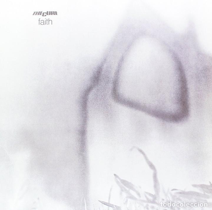 Discos de vinilo: LP THE CURE FAITH VINILO REMASTERED BY ROBERT SMITH GOTH - Foto 1 - 124523096