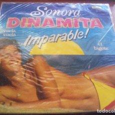 Discos de vinilo: LP DE LA SONORA DINAMITA, IMPARABLE. EDICION DISCOS FUENTES DE 1992 (COLOMBIA). RARO. D.. Lote 87225748