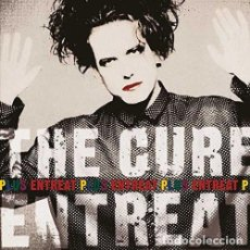 Discos de vinilo: 2LP THE CURE ENTREAT VINILO REMASTERED BY ROBERT SMITH GOTH . Lote 87228632