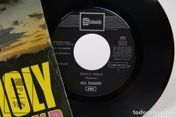 Discos de vinilo: Disco Single de Vinilo - Neil Diamond. Holly Holy - EMI, 1969 - Foto 2 - 87229540
