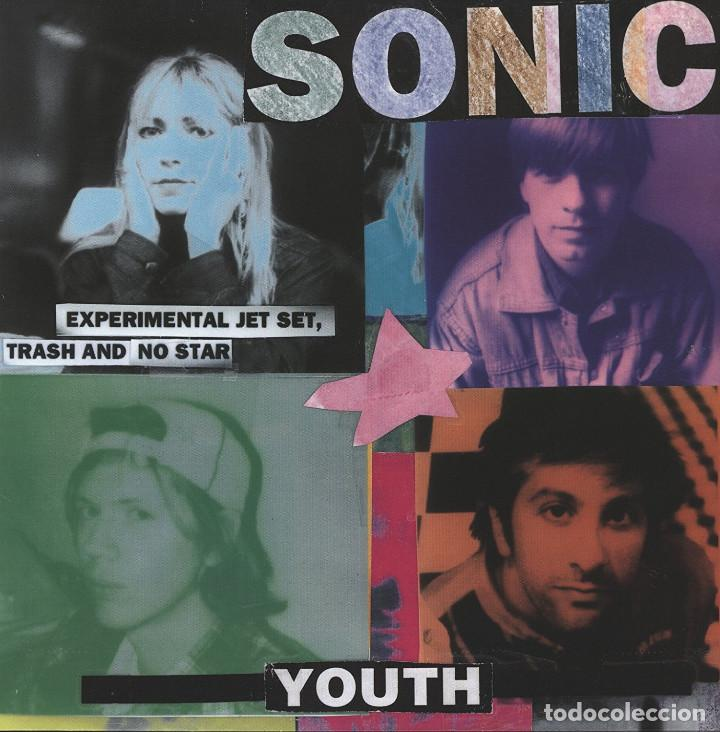 LP SONIC YOUTH EXPERIMENTAL JET SET, TRASH AND NO STAR VINILO 180G + MP3 DOWNLOAD (Música - Discos - LP Vinilo - Pop - Rock Extranjero de los 90 a la actualidad)