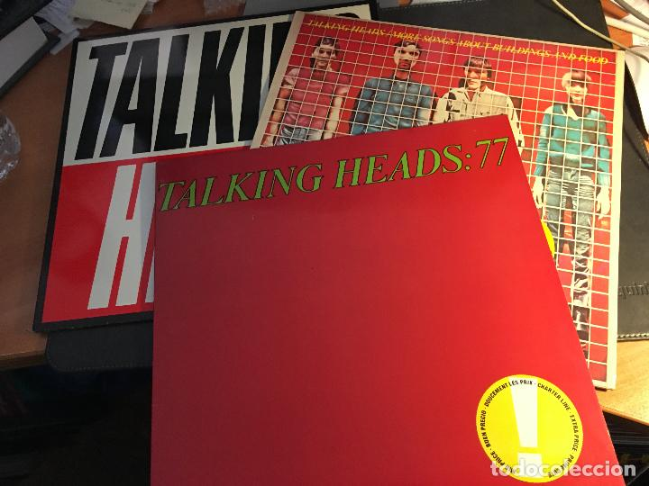 Talking heads (more songs about buildings and f - Sold