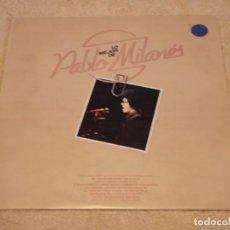 Discos de vinilo: PABLO MILANÉS ( LO MEJOR DE PABLO MILANÉS ) 1980-SPAIN LP33 MOVIEPLAY. Lote 87248712