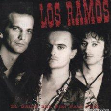 Discos de vinilo: LOS RAMOS - EL BAILE DEL PIM PAM PUM / SINGLE DE 1990 , RF-2455 , BUEN ESTADO. Lote 87283736