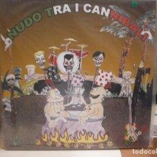Disques de vinyle: LP. DIE ARZTE - NUDO TRA I CANNIBALI-NACKT UNTER KANNIBALEN ( NEW ). Lote 87293484