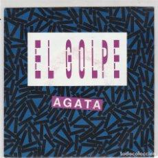 Dischi in vinile: EL GOLPE / AGATA / EL FANTASMA Y YO (SINGLE PROMO 1989). Lote 87301248