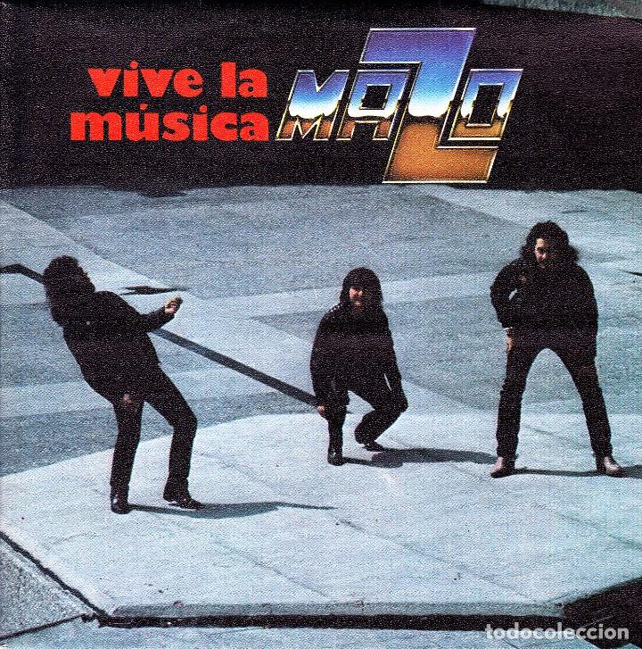 Discos de vinilo: MAZO - VIVE LA MUSICA (PARTE I)+(PARTE II) SINGLE SPAIN 1982 EXCELLENT CONDITION - Foto 1 - 182960542