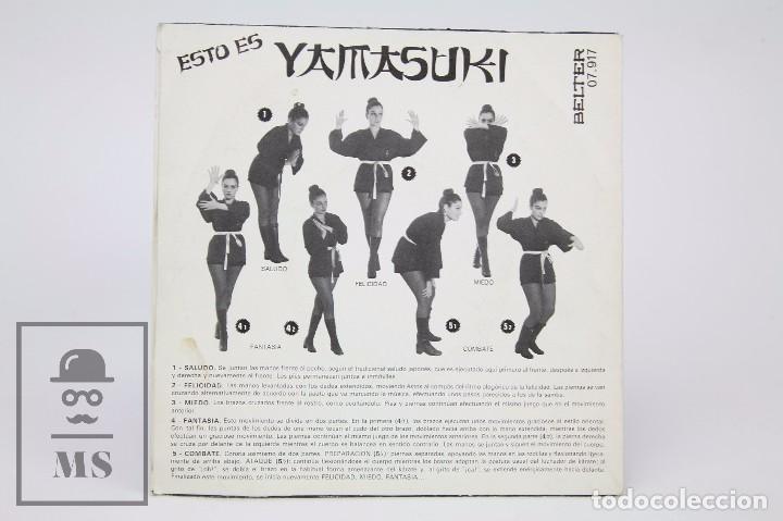 Discos de vinilo: Disco Single de Vinilo - Yamasuki's. Yamasuki y Aieaoa - Belter, 1971 - Daniel Vangarde - Foto 3 - 87336260