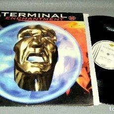 Vinyl records - 1018- TERMINAL -ENCHANTMENT-MAXI SINGLE 12 - PORTADA VG + - DISCO VG + - 87351788