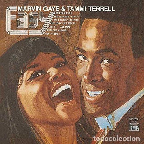 LP MARVIN GAYE & TAMMI TERRELL EASY VINILO 180G + MP3 SOUL (Música - Discos - LP Vinilo - Funk, Soul y Black Music)