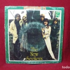 Discos de vinilo: THE NEW SEEKERS / BEG, STEAL OR BORROW / SING OUT / EUROVISION 1972. Lote 87387372