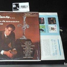 Discos de vinilo: MARCO ANTONIO MUÑIZ ?– ADELANTE... LP RCA VICTOR MKL 1432. Lote 87387744