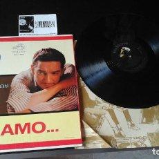 Discos de vinilo: MARCO ANTONIO MUÑIZ ?– TE AMO LP: RCA VICTOR ?– MKL-1633 EDICIÓN MEXICANA. Lote 87387848