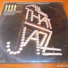 Discos de vinilo: ALL THAT JAZZ - BANDA SONORA ORIGINAL BSO - LP 1980 -. Lote 87399696