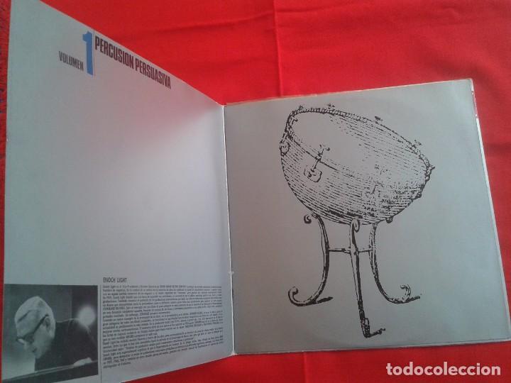 Discos de vinilo: Terry Snyder Y Sus Estrellas – Percusion Persuasiva - Command 1964 LP - Foto 3 - 87401324