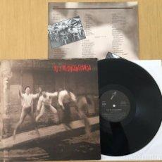 Discos de vinilo: YO Y MI CIRCUNSTANCIA – YO Y MI CIRCUNSTANCIA - LP VINYL 1989 SPAIN. Lote 87435096