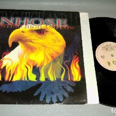 Vinyl records - 1018- NHOSE-HUNTING HIGH AND LOW -MAXI SINGLE 12 PORTADA VG + / DISC VG + - 87437860