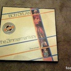 Discos de vinilo: BOB DYLAN BOX SET. 3 LPS. THE ZIMMERMAN'S JOY. CONCIERTO VIENA 21/7/81. BOOTLEG RECORD.. Lote 87439120