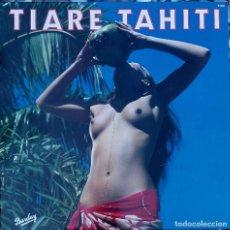 Discos de vinil: TIARE TAHITI, GILLES HOLLANDE. LP FRANCIA. Lote 87439156