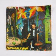Discos de vinilo: ISABEL. - FANTASMAS A GOGÓ / LA RUEDA. TDKDS6. Lote 87453088