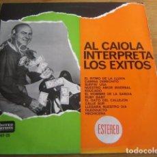 Dischi in vinile: AL CAIOLA - INTERPRETA****** RARO LP ESPAÑOL 1963 VERSIONES SURF. Lote 87462352